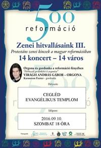 Konzerte in Cegléd