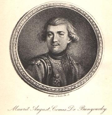 Moritz August Benjowski