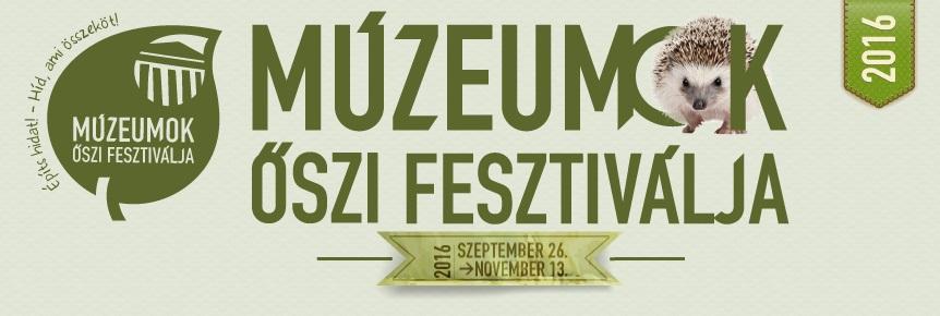 11. Herbstfestival der Museen in Ungarn