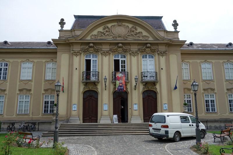 Das Balaton Museum in Keszthely