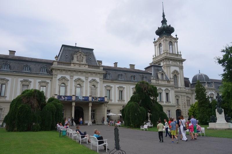Schloss Festetics in Keszthely