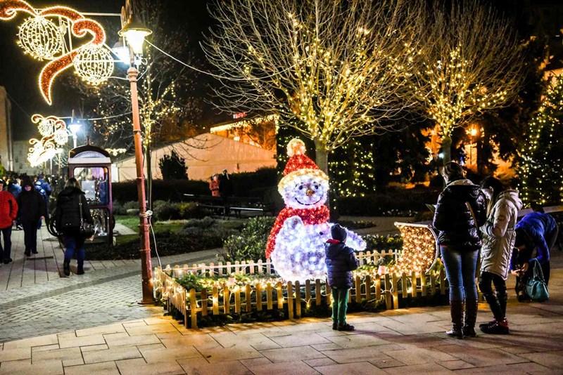 Weihnachten in Siófok