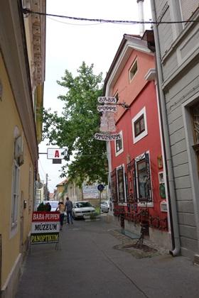 Das Puppenmuseum in Keszthely