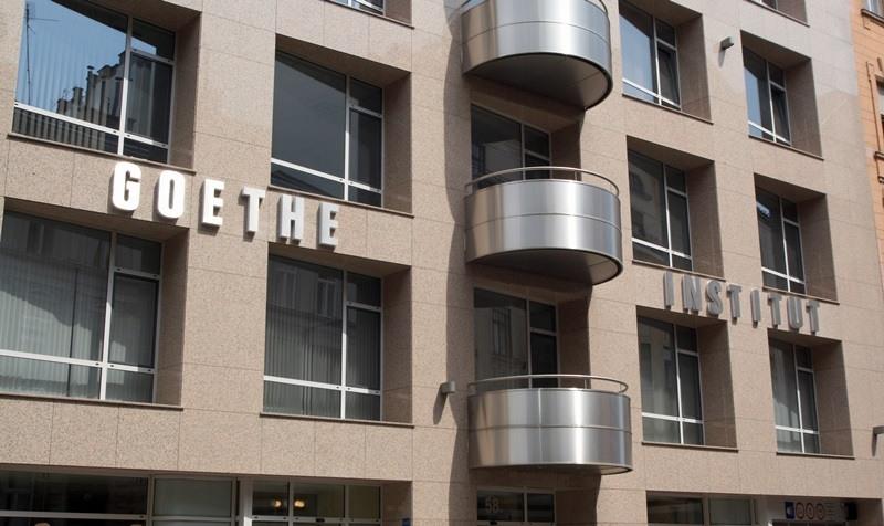 Das Goethe Institut in Budapest