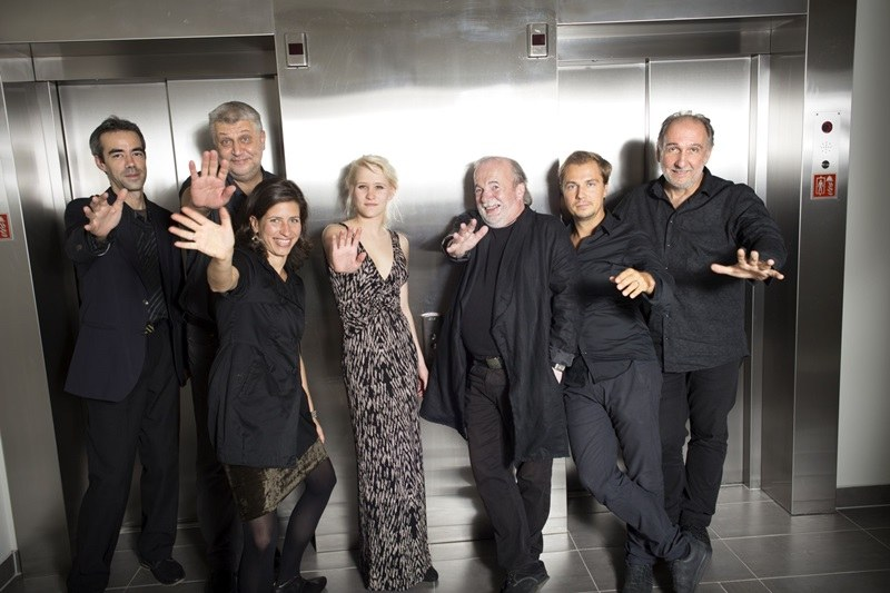 Jazzmusiker Tibor Márkus feiert mit einem Konzert im Müpa seinen 60. Geburtstag.