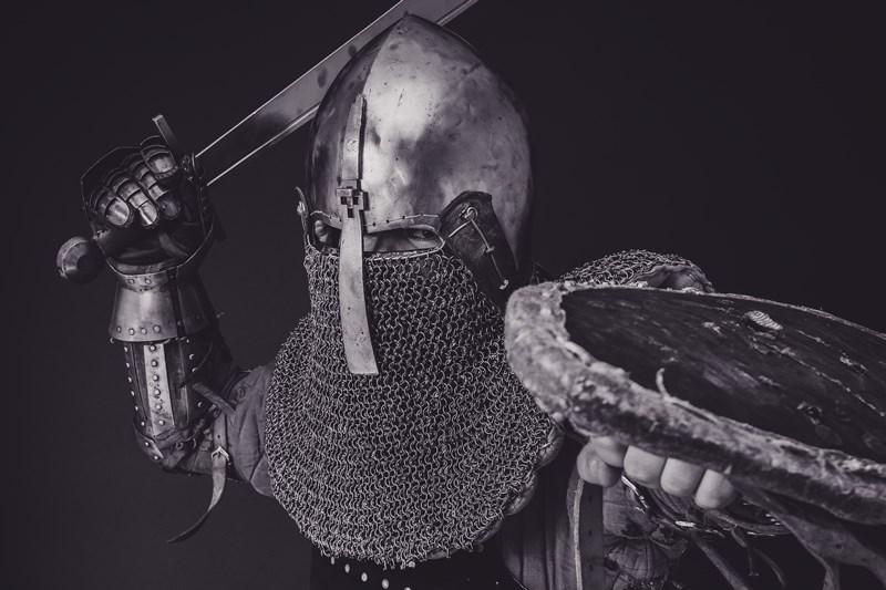 Ritter - Mittelalter