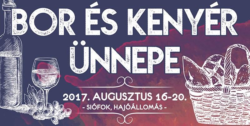 Festwochenende 2017 in Siófok