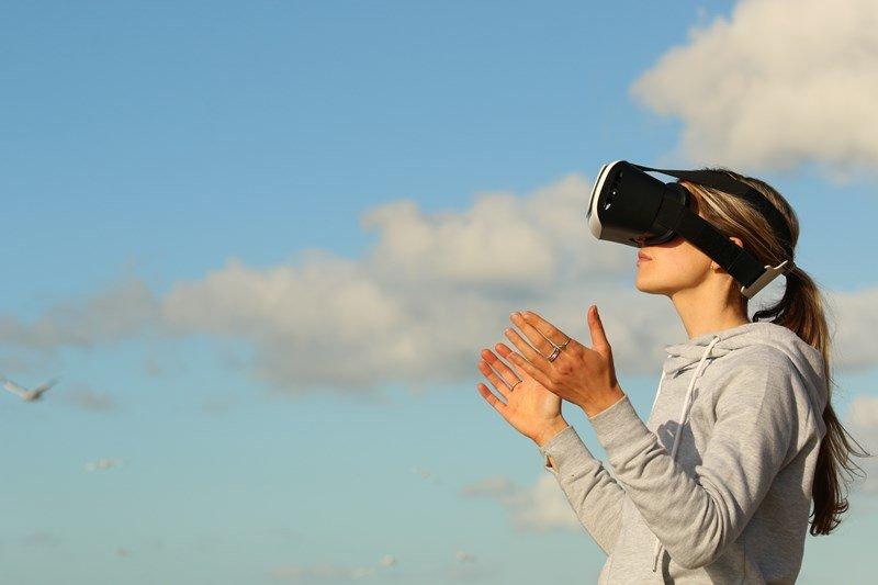 VR - Virtual Reality - Virtuelle Realität