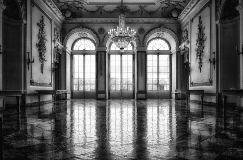 Barock-Schloss