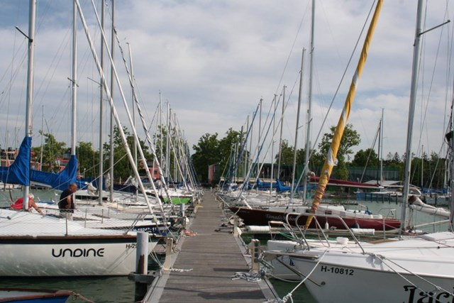 BL YachtClub & Apartments Balatonlelle (9)