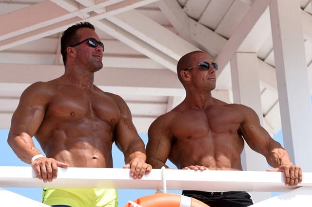 Scitec Summer Gym und Muscle Beach (1)