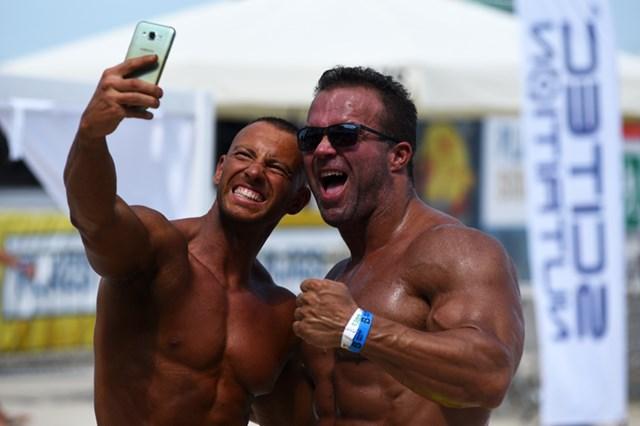 Scitec Summer Gym und Muscle Beach (2)