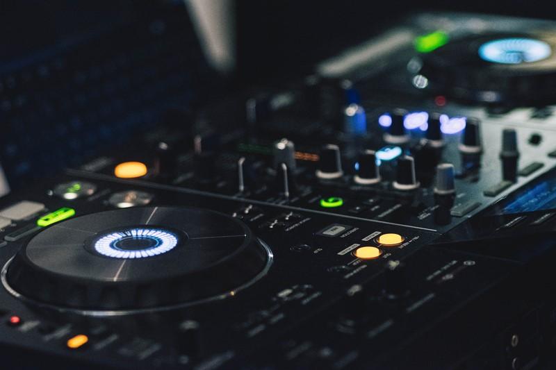 Mischpult für DJs