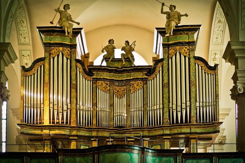 Sakrale Orgel